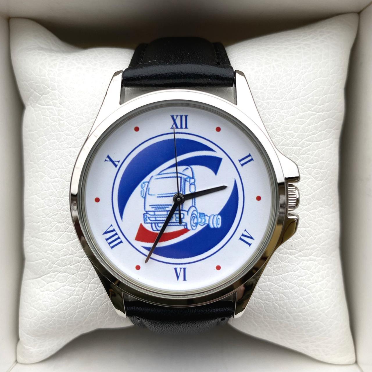 Часы наручные Q&Q с логотипом