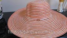 Женская шляпа большое поле, фото 2