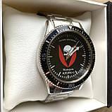 Часы наручные с логотипом Бригада імені Чорних Запорожців, фото 4