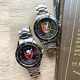 Часы наручные с логотипом Бригада імені Чорних Запорожців, фото 5