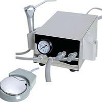 Портативная турбинная стоматологическая установка №2, фото 1