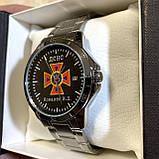Годинник наручний CASIO з логотипом ДСНС (Державна служба України з питань надзвичайних ситуацій), фото 2