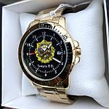 Годинник наручний Casio з логотипом Експертна служба МВС, фото 2