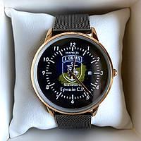 Часы наручные с логотипом 1 ОБМП Морська піхота України, фото 1