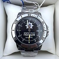 Часы наручные с логотипом Національна поліція України, фото 1