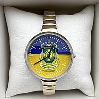 """Годинники наручні Q&Q з логотипом """"Херсонська міська медична частина"""""""