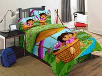 Детское постельное белье в подарок.
