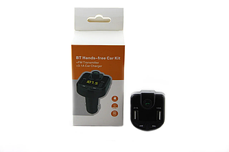 Автомобільний ФМ-трансмітер, Bluetooth ресивер FM MOD M9B