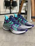 Кросівки жіночі Nike Signal D Purple Blue Фіолетово-сині, фото 2