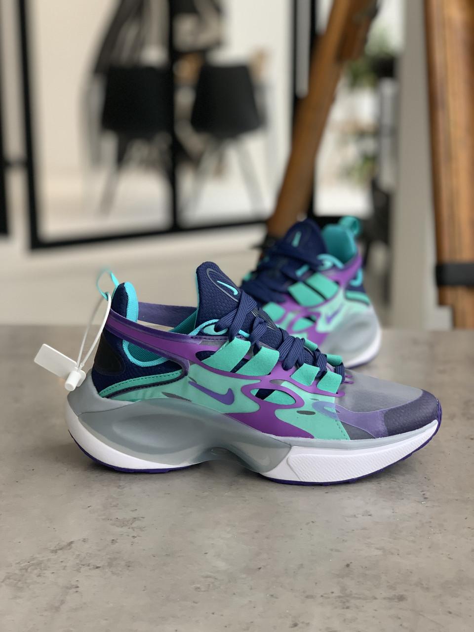 Кросівки жіночі Nike Signal D Purple Blue Фіолетово-сині