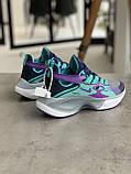 Кросівки жіночі Nike Signal D Purple Blue Фіолетово-сині, фото 3