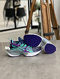 Кросівки жіночі Nike Signal D Purple Blue Фіолетово-сині, фото 4
