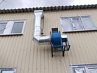 Вентиляция кондитерского цеха