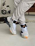 Кроссовки мужские Adidas Streetball Tricolor Адидас Стритбол Трёхцветные, фото 8
