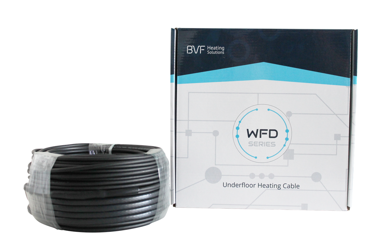 BVF Heating (Угорщина) 90 м. Нагрівальний кабель для теплої підлоги