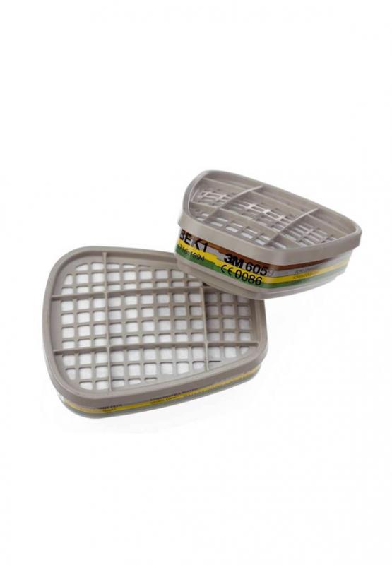 Протигазовий фільтр 3М6059 для захисту від органічних парів