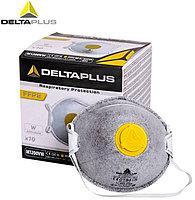 Респіратор Delta Plus M1200 з клапаном видиху і ступенем захисту FFP2 вугільний.В упаковці 10 штук !!!!!!!!
