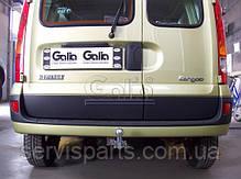Фаркоп Renault Kangoo 1997 - 2008 (Рено Кангу), фото 2