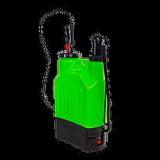 Обприскувач садовий акумуляторний комбінований GÄRTNER GBS-16/12 MP 845238, фото 3