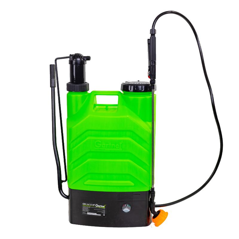 Обприскувач садовий акумуляторний комбінований GÄRTNER GBS-16/12 MP 845238