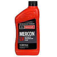 Трансмиссионное масло Ford Motorcraft Mercon LV Automatic 0.946 л (XT-10-QLVC)