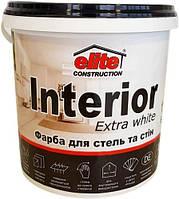 Краска Интерьерная «ИНТЕРЬЕР» 5 кг