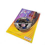 Колодки сцепления Honda DIO AF-34/35 ZX , 4T GY6 50 (тюнинг) (регулировочные пружины) DLH