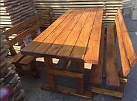 Мебель в сад дерев'яна