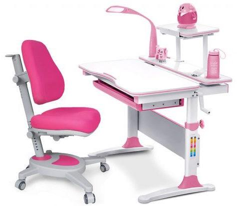 Комплект парта Evo-Evo kids-30 PN + крісло Y-110 KP