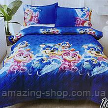 Покрывало с наволочками 50*70см, одеяло стеганое на кровать или диван Koloco 160*210см Размер Полуторный
