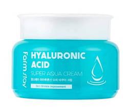 Зволожуючий крем на основі гіалуронової кислоти Hyaluronic Acid Super Aqua Cream