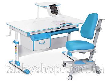 Комплект парта Evo-kids Evo-40 BL + кресло Y-110 KBL
