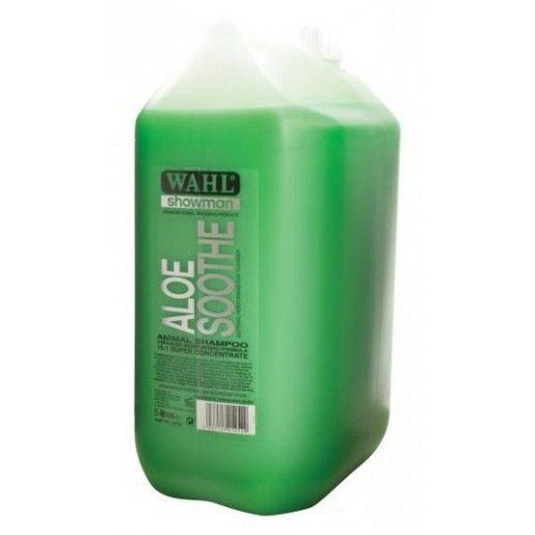 """Шампунь WAHL """"Aloe Soothe"""" 5000 мл для щоденного використання 2999-7501"""