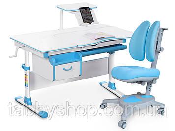 Комплект парта Evo-kids Evo-40 BL + кресло Y-115 KBL