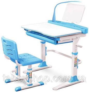 Комплект парта і стільчик Evo-Evo kids-19 BL Blue