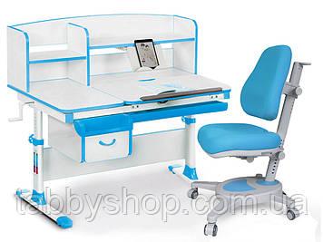 Комплект парта Evo-kids Evo-50 BL + кресло Y-110 KBL
