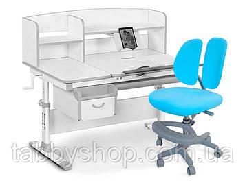 Комплект парта Evo-kids Evo-50 G + крісло Y-408 KBL