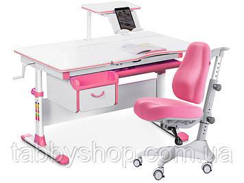 Комплект парта Evo-Evo kids-40 PN + крісло Y-110 KP