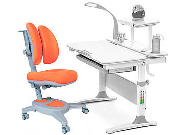 Комплект парта Evo-kids Evo-30 G + кресло Y-115 KY