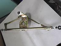 Механизм щеток передних без мотора Fiat Doblo 01-10, фото 1