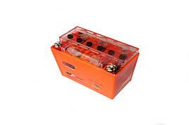 Аккумулятор 9A 12V (YTX9-BS) OUTDO гелевый 155х88х106