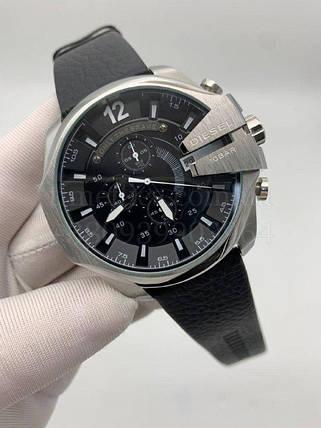 Чоловічі наручні годинники Дизель (репліка) DZ 4283 Люкс копія, фото 2