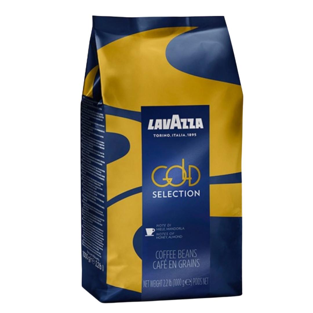 Кофе в зернах Lavazza Gold Selection 1 кг.