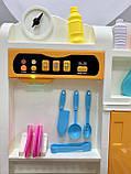 Кухня интерактивная с водой 922-107 XXL розовая, фото 7