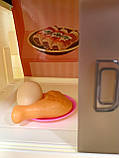 Кухня интерактивная с водой 922-107 XXL розовая, фото 4