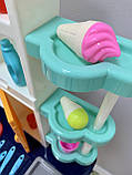 Кухня интерактивная с водой 922-107 XXL розовая, фото 8