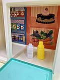 Кухня интерактивная с водой 922-107 XXL розовая, фото 5