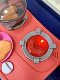 Кухня интерактивная с водой 922-107 XXL розовая, фото 6