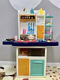 Кухня интерактивная с водой 922-107 XXL розовая, фото 2