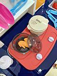 Кухня интерактивная с водой 922-107 XXL розовая, фото 10